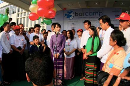 Barcamp Yangon 2012
